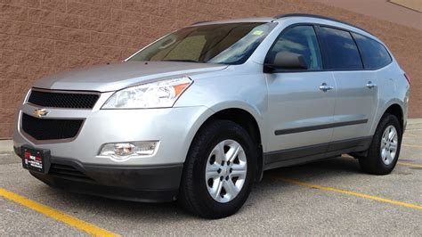 chevrolet traverse ls chevy traverse review 2011 chevrolet traverse ls awd for