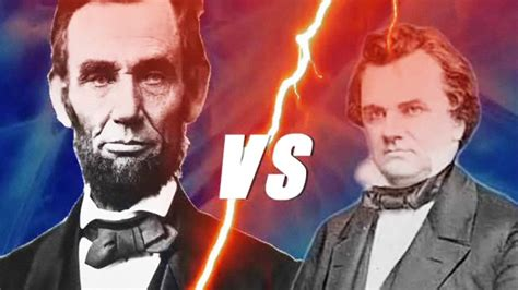what was the topic of the lincoln douglas debates the lincoln douglas debates were held in illinois during