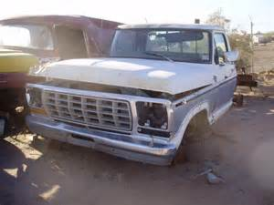Ford Truck Parts 1979 Ford Truck Ford Truck 79ft3131c Desert Valley