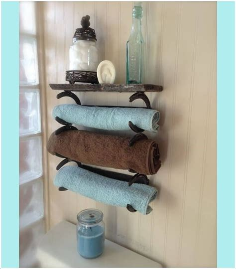 17 best ideas about diy towel holders on pinterest diy