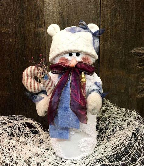 Handmade Snowmen - 70 best images about my handmade snowmen on