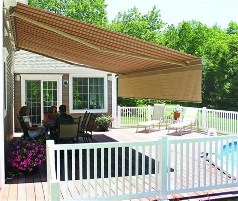 sunbrella retractable awning superior sun solutions awning gallery retractable awning