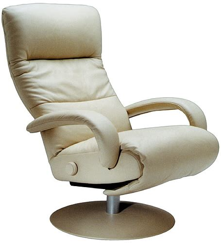 modern recliners leather small space modern recliners from lafer