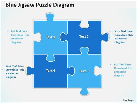 how to create power point template how to create jigsaw puzzle in powerpoint