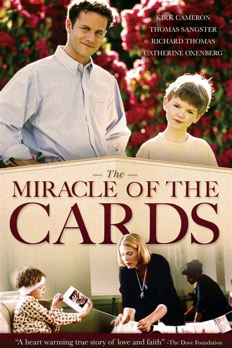 The Carpenter S Miracle The Miracle Of The Cards 2001 Posters The Database Tmdb