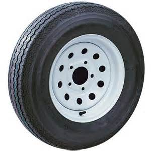 Car Trailer Tires And Wheels Free Shipping High Speed Radial Trailer Tire Assembly