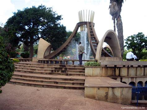 Uhuru Gardens by Uhuru Park
