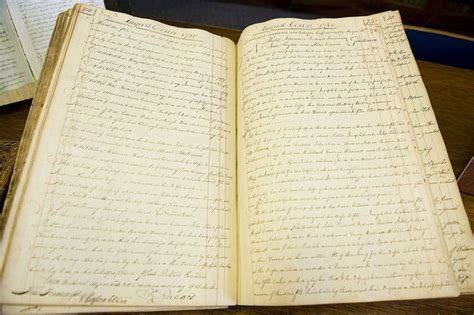 Strafford County Court Records Adopt Virginia History Item Information