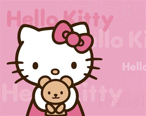 gratis wallpaper hello kitty pink animasi bergerak terbaru gambar pink hello kitty clipart best
