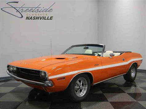 1970 dodge challenger for sale 1970 dodge challenger for sale classiccars cc 973299