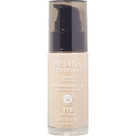 Revlon 3 D Mascara Expert Review by Revlon Colorstay Foundation For Combination Skin