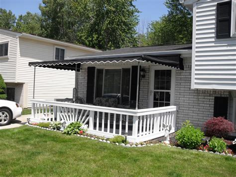 custom awning installation michigan royal oak