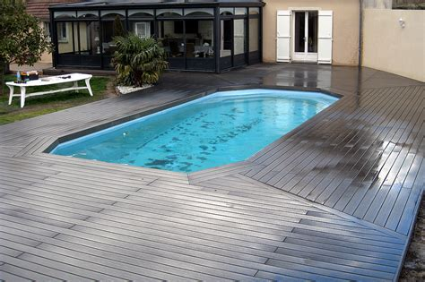 terrasse en composite 2006 terrasses en bois pour piscines m le bois
