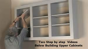 How To Attach Kitchen Cabinets Together Upper Wall Cabinetry
