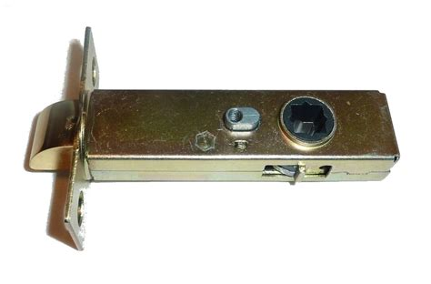 Door Latch Backset by Solid Brass Latch Set For Door Hardware 2 3 8 Quot Backset