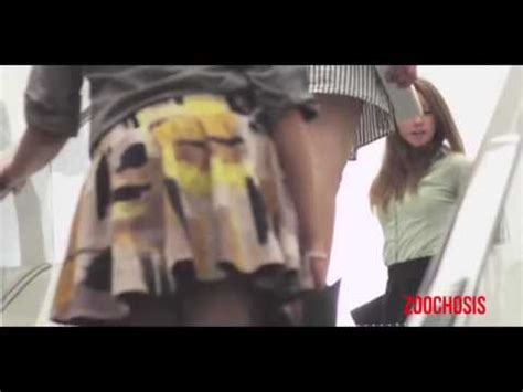 Celana Wanita Apollo tragis pria ini terjepit lifft gara gara ngintip celana