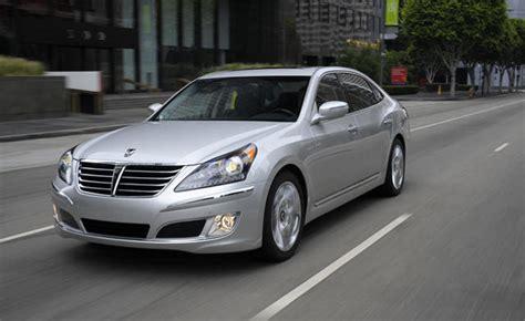 2012 Hyundai Equus Review by 2012 Hyundai Equus Signature Review Car Reviews