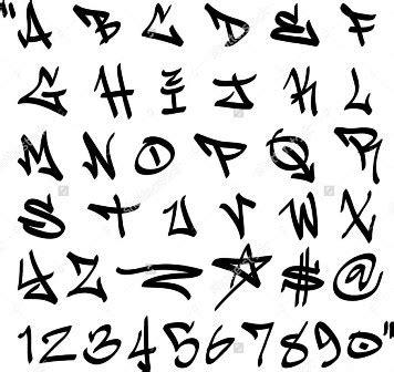 koleksi gambar graffiti  nama huruf  tulisan