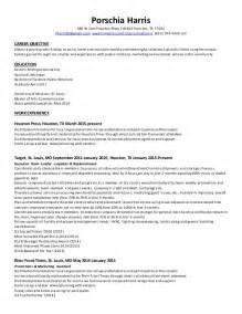 sle of targeted resume target resume