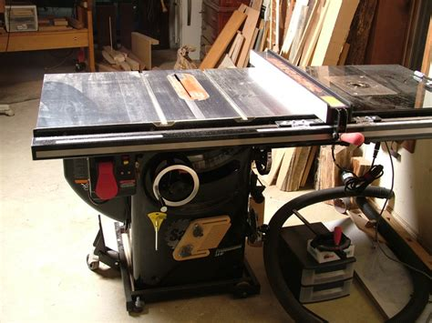 bench dog router table extension shop upgrade sawstop table saw