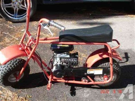 baja doodle bug mini bike for sale mini bike baja doodle bug excellent condition 97cc