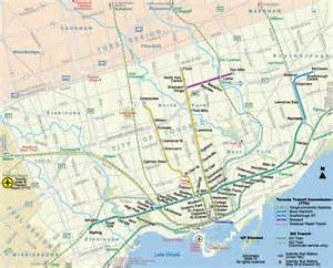 carte de metro toronto subway application