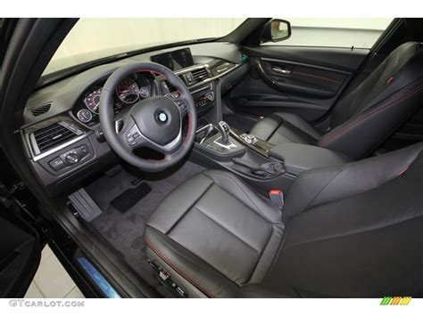 2013 bmw 328i interior black interior 2013 bmw 3 series 328i sedan photo