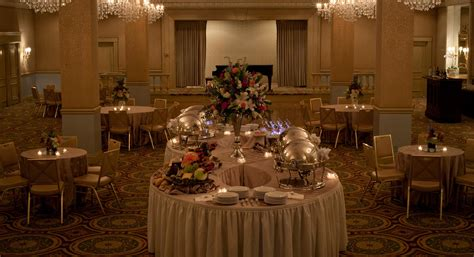 wedding resorts new hotel monteleone quarter wedding venue