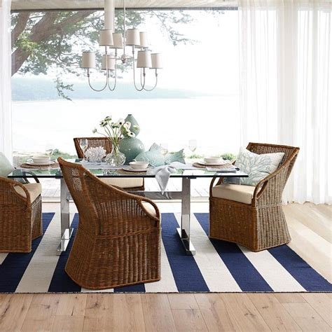coastal dining room tables 26 relaxing coastal dining rooms and zones digsdigs
