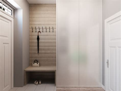 entry storage interior design based on budget two designs for two budgets