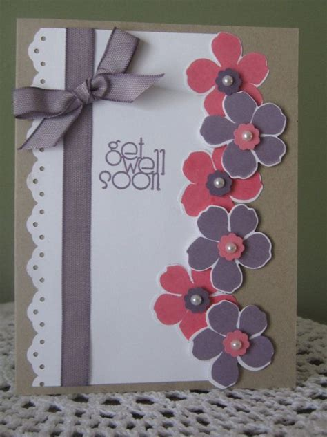 Handmade Get Well Soon Cards - 17 best ideas about get well cards on get well
