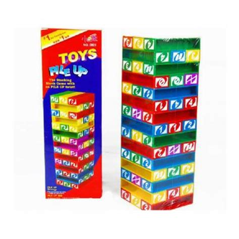 Toys Uno Stacko uno jenga stacko strategy toys and