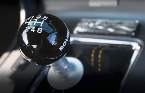 Shift Knob Installation by How To Install Roush 6 Speed Shift Knob White On Your