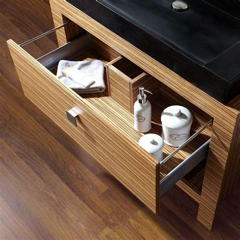 Zebra Wood Bathroom Vanity Pin By Oscar The Cat On Cabinets Zebra Wood Pinterest