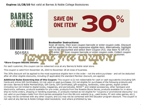 Barnes And Noble Gift Card Coupon - barnes and noble printable coupons june 2018 online spa deals in chandigarh