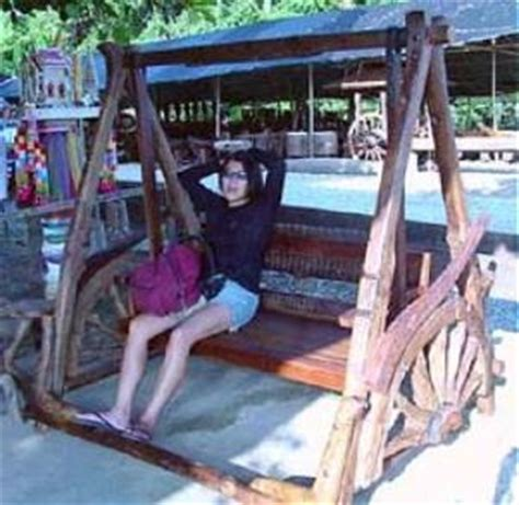 wagon wheel swing home www asianartimports com