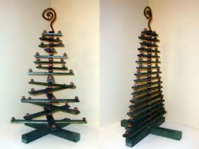 Jesse tree stand wooden christmas tree by inspiredtraditions