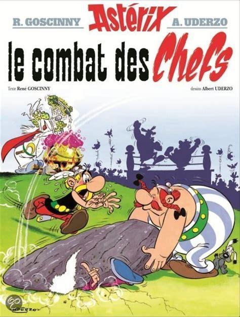asterix el combate de bol com le combat des chefs ren 233 goscinny