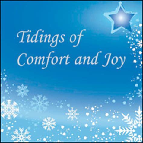 good tidings of comfort and joy the new life singers 187 online store