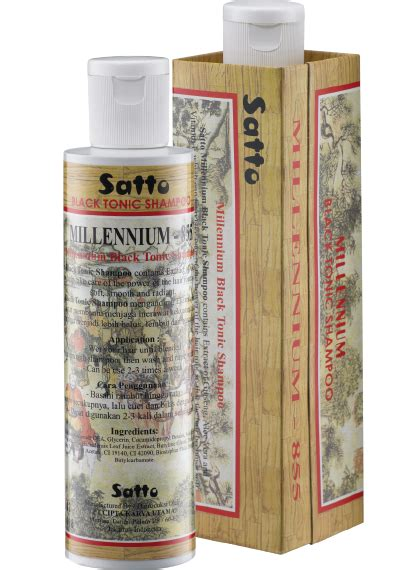160ml Satto Hair Tonic Serum product category satto co id