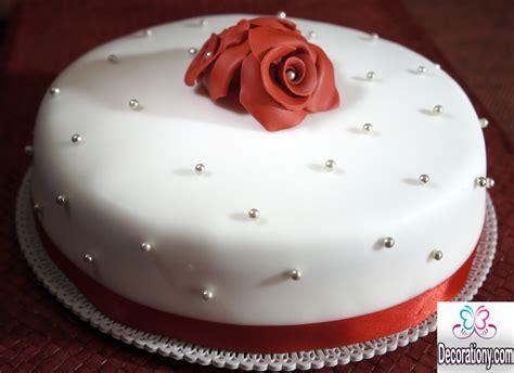 Popular Interior Paint Colors 2017 20 Romantic Cake Designs For Wedding Anniversary Decorationy