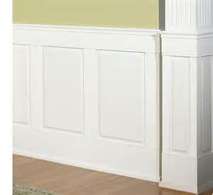 Raised panel wainscot 36 high house of fine carpentry