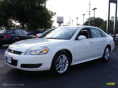 2006 Chevy Impala Interior 2009 White Chevrolet Impala Ltz 13292786 Gtcarlot Com