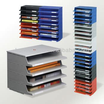 Letter Tray Rak File Dokumen Susun 3 Organizer office stackable document tray file tray buy file tray office document tray stackable file