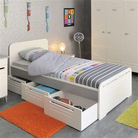 lit avec tiroir enfant lit 1 personne tiroir rangement pas cher comparer les