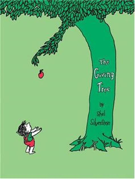 the sapling books the giving tree