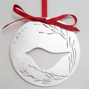 sterling silver christmas tree decorations christopher perry