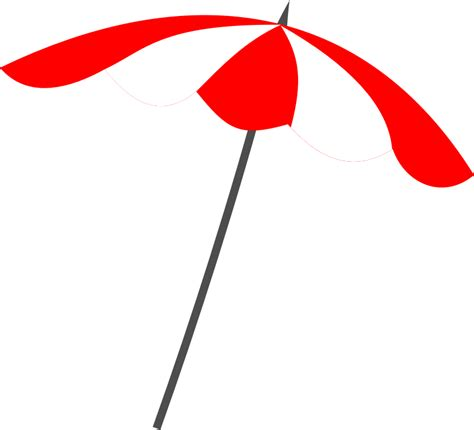 Beach Umbrella Clipart   Clipart Suggest