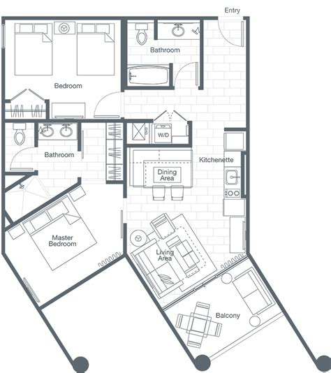 westin kierland villas floor plan westin kierland villas floor plan westin homes floor
