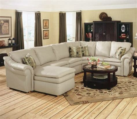 Light Colored Leather Sofas Light Colored Leather Sofas A Bright Vibe In 2018 Trendy Living Space Leather Sofas